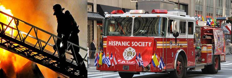 Hispanic Society - New York City Fire Department