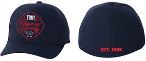 Hispanic Society Maltese FlexFit Hat