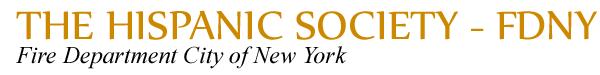 Hispanic Society - FDNY