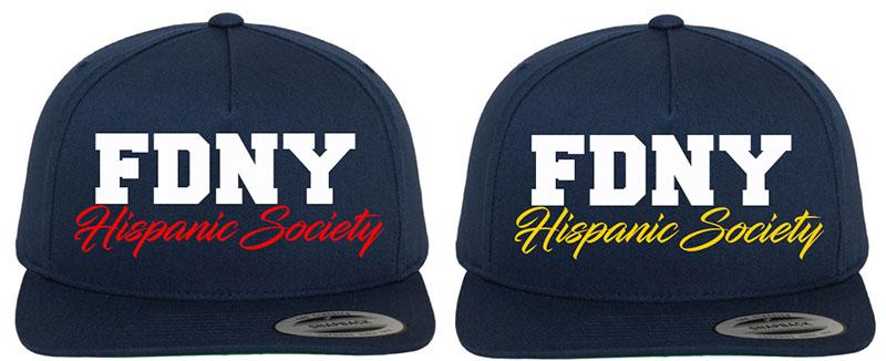 Hispanic Society SnapBack Hats